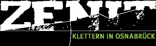 Logo der Zenit Boulderhalle